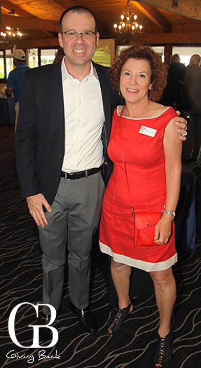 Brad Ash and Barbara Mandel