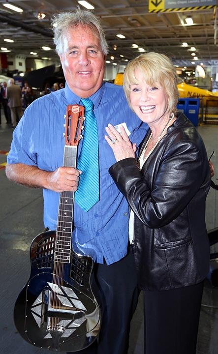 Brad Norris and Sharon Smith