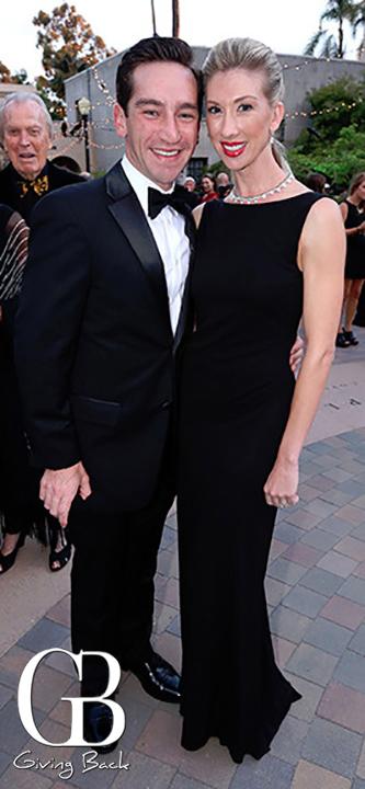 Brandon and Jennifer Kahn