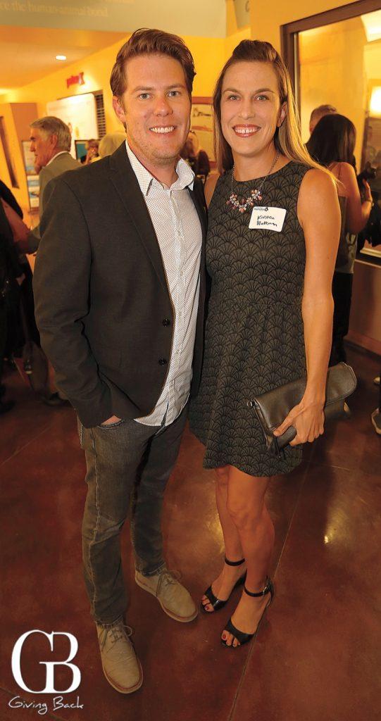 Brandon and Kirsten Blakeman