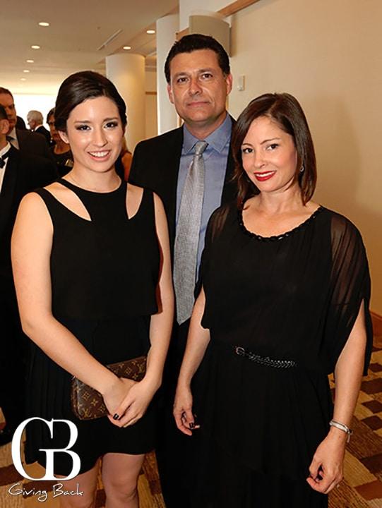 Breanna  Hector and Fernanda Fernandez