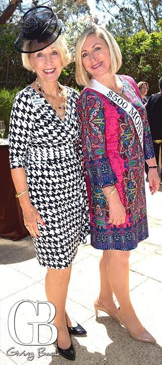 Brenda Ferich and Sharon Henry