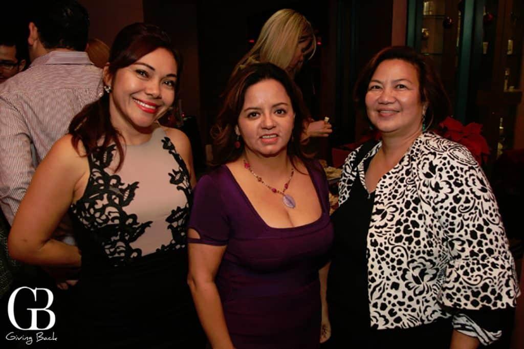 Brenda Ingle  Fanny Miller and Susan de los Santos
