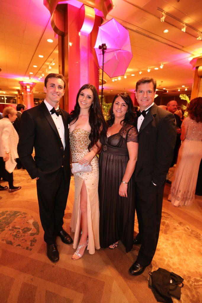 Brendan Walsh with Jacquelyn, Tim and Janet Rafalovich +.JPG