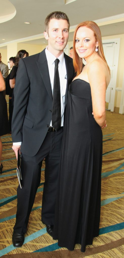 Brent Rossum and Melissa Terrell.JPG