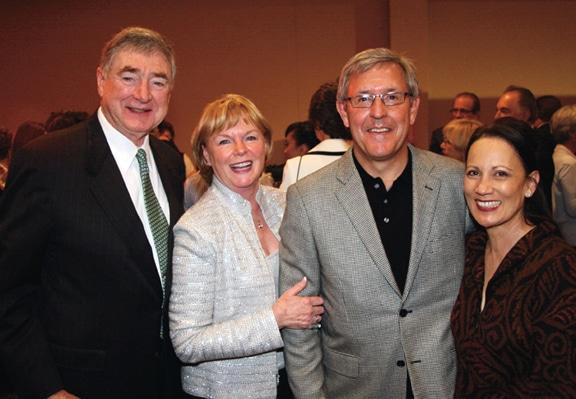 Brian and Gerri Monaghan with Bob and Susan Vaage.JPG