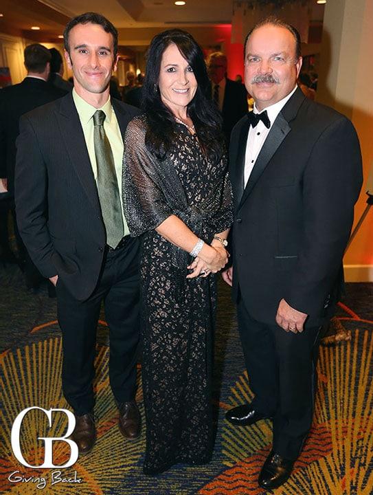 Brian Kalmenson  Yvette Hoffman and Steve Brink