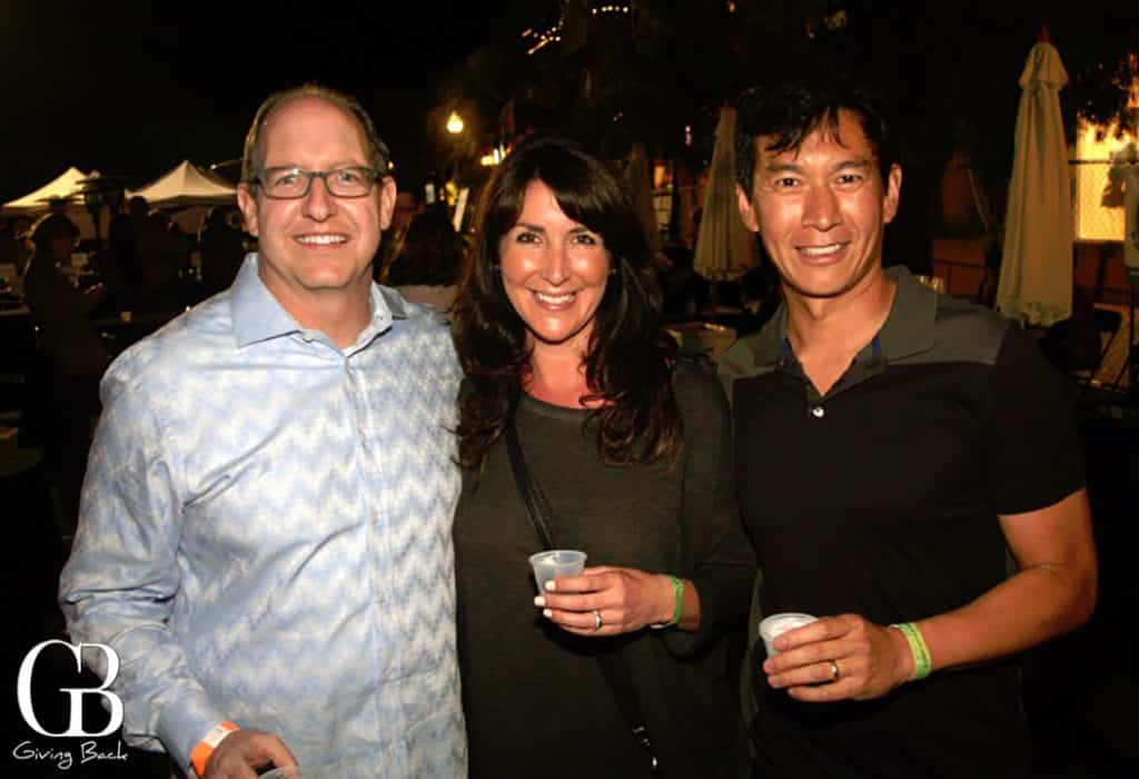 Brian Miller  Beth Wilensky and Fred Wu