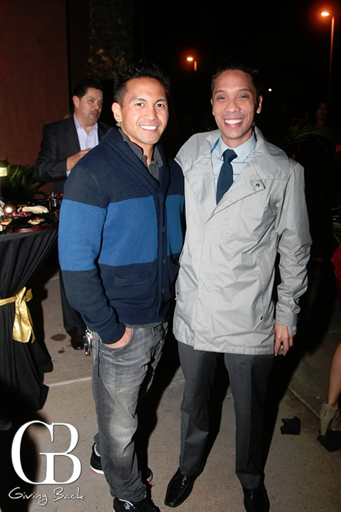 Brian Tabila and Jonathan Yau