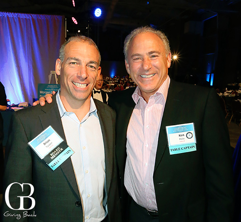 Brian Tauber and Ken Polin