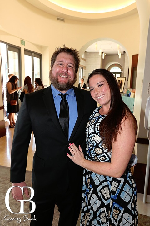 Brian and Melissa Junge
