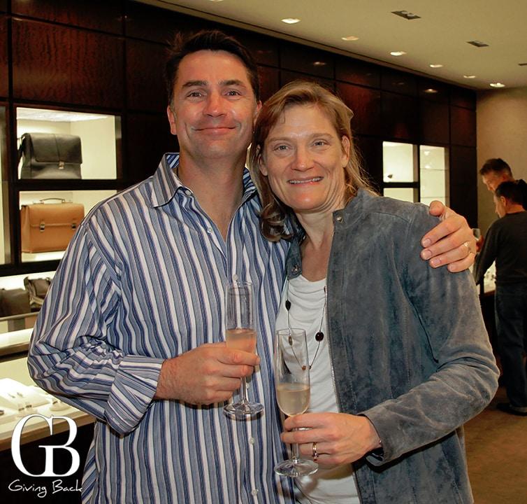 Brian and Mimi Lukacz