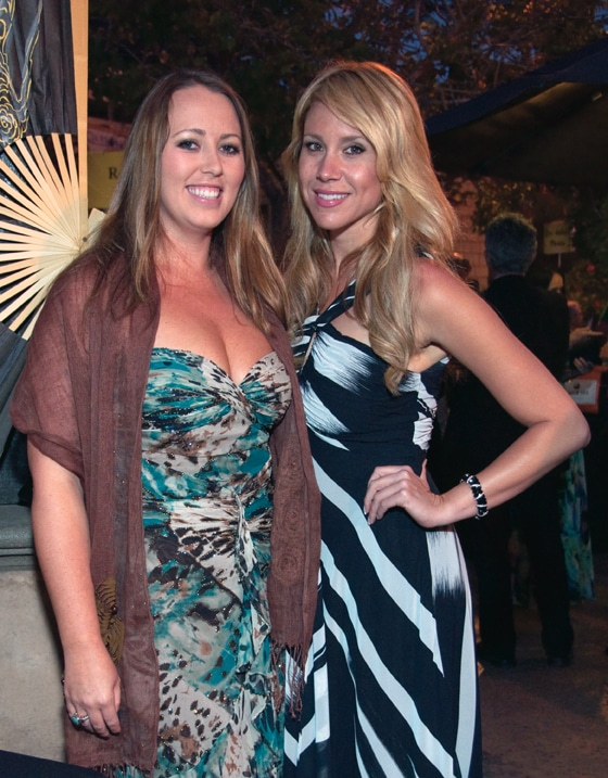 Brittany Lee and Priscilla Wood