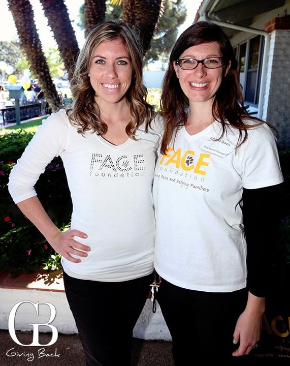 Brooke Haggerty and Athena Davis