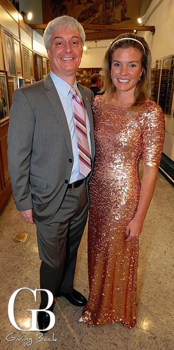 Burke and Sara Burnett
