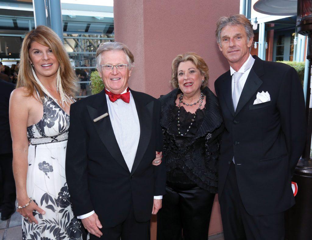 Camille Saltman, Malcolm Bund, Eve Benton and David Saltman.JPG