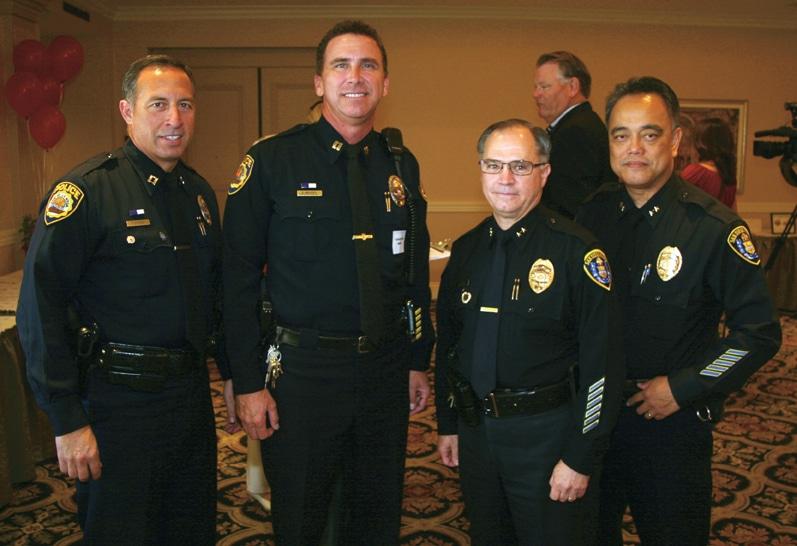 Captain Ed Aceves, Captain Carlos Medero, Assistant Chief Bob Kanaski and Assistant Chief Cesar Solis.JPG