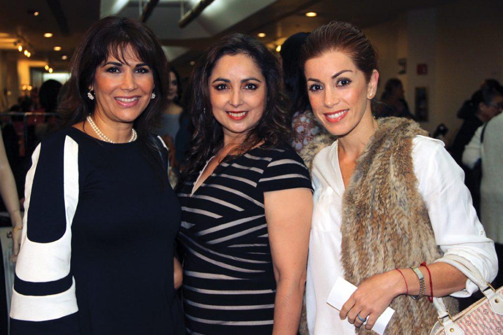 Carina Valladolid, Araceli Pallara y Marisa Ciafre.JPG