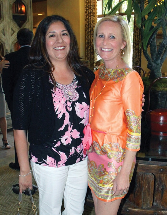 Carla Church and Kim McQuaid.JPG
