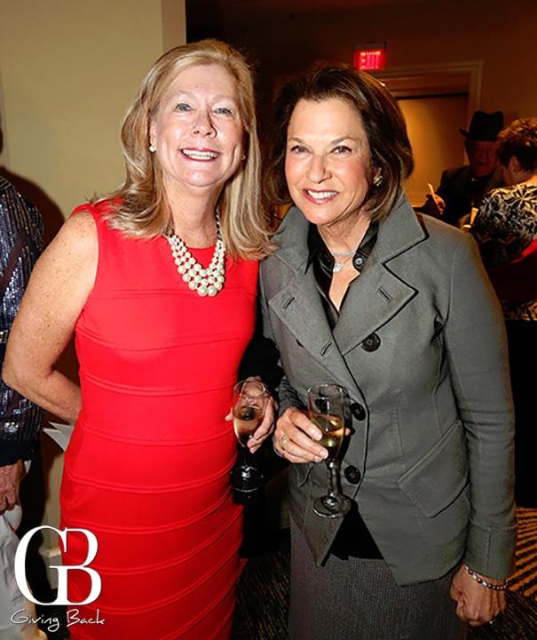 Carla Fargo and Joan Huck