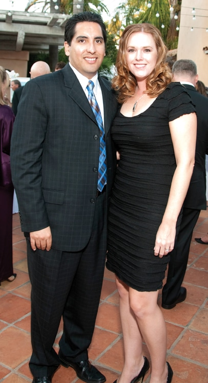 Carlos and Jackie Vasquez