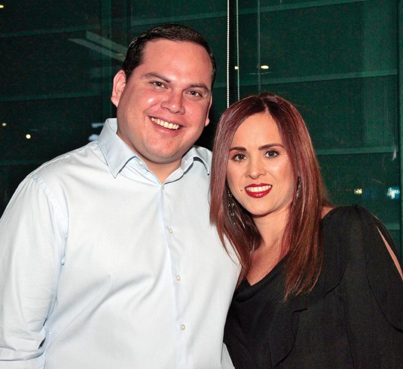 Carlos y Maria Estela