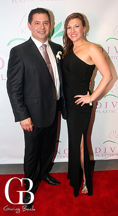 Carlos Chacon and Irina Bilenkaya