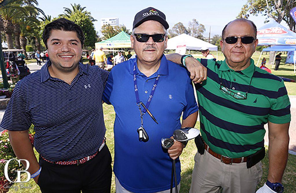 Carlos Moreno  Patricio Castro y Carlos Fierro