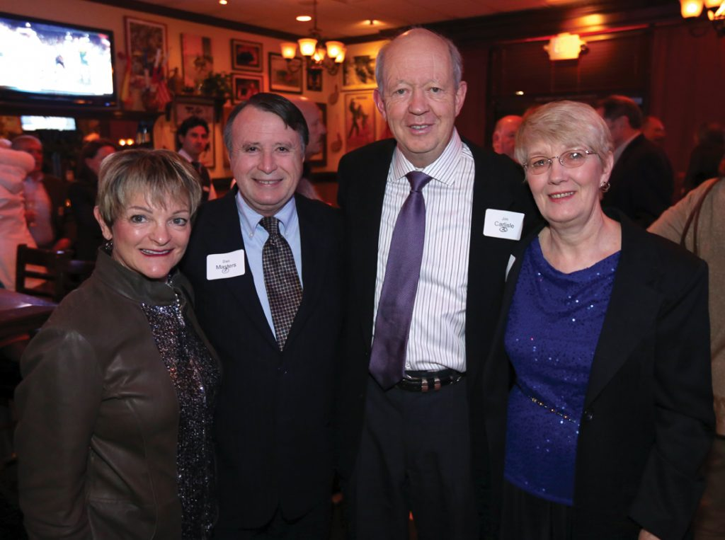 Carol Carlisle, Dan Masters, Jim Carlisle and Wanda Carlisle.JPG