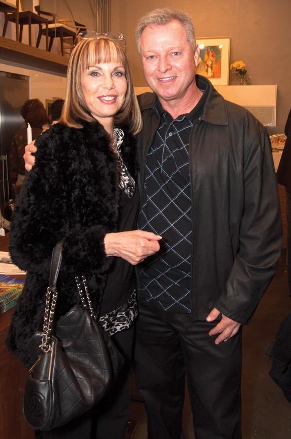 Carol Swimmer and Jeff Solomon