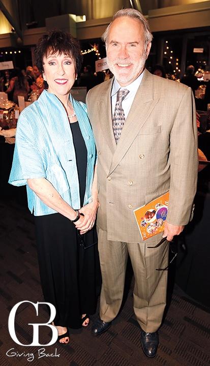 Carol Lazier and James Merritt