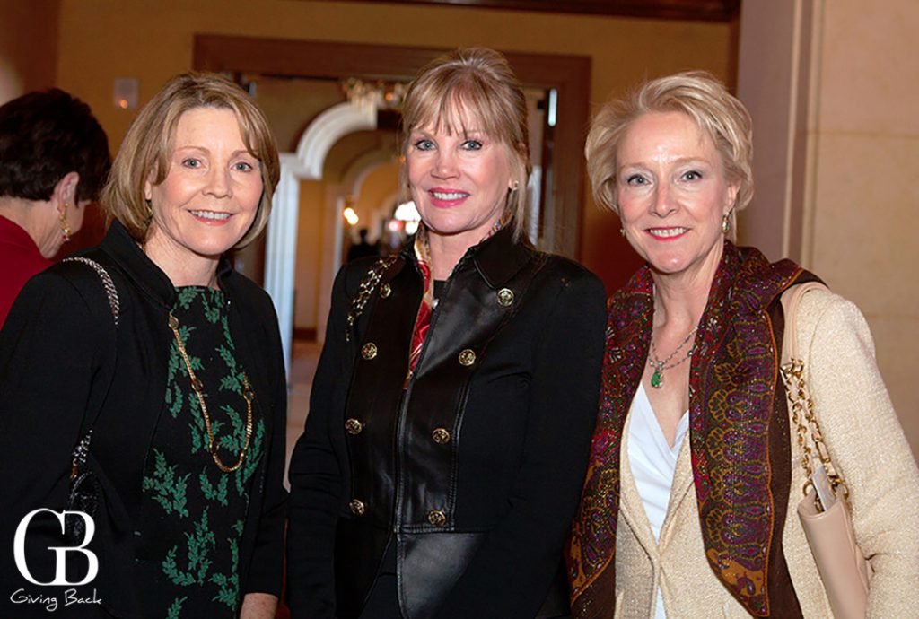 Carol Puckett  Susan Jernigan and Stephanie Friedrich