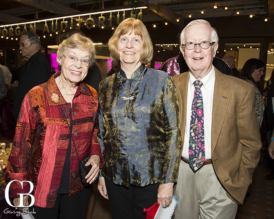 Carol Simpson  Mary Jo and Ben Lindstrom