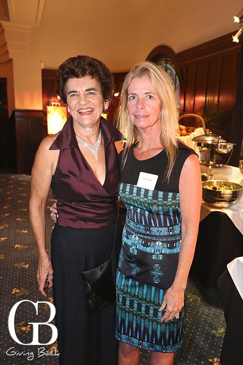 Carol Young and Sue DeSimone