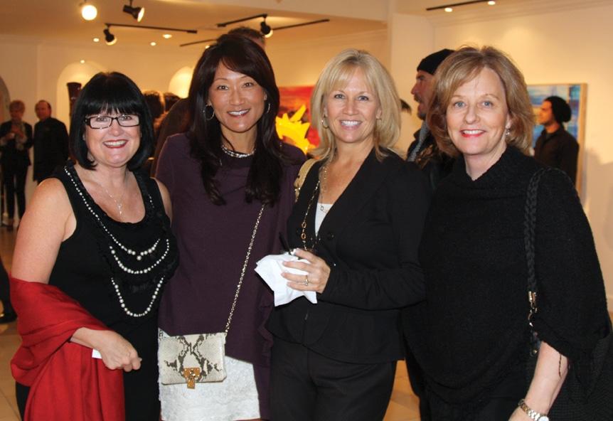 Carole Cochran, Emily Morris, Dwynn Johnson and Becky Boman.JPG