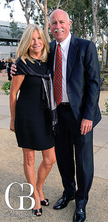 Carole Bateman and Gary MacPherson