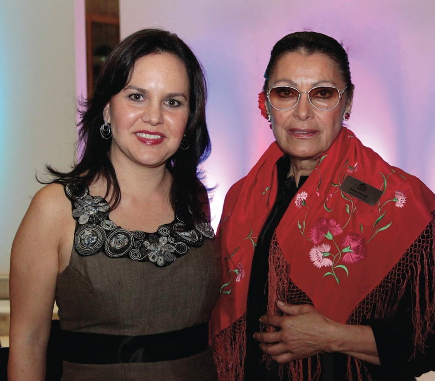 Carolina Aubanel and Karla Carrillo.JPG