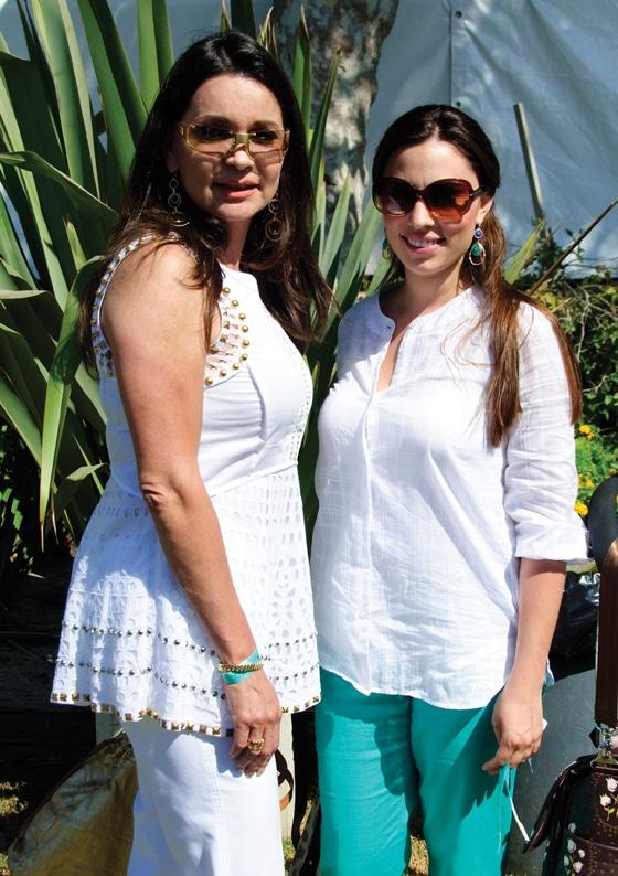 Carolina Bejarano and Bianca Saels.JPG