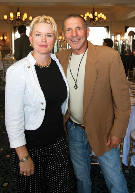Carolina and Larry Katz