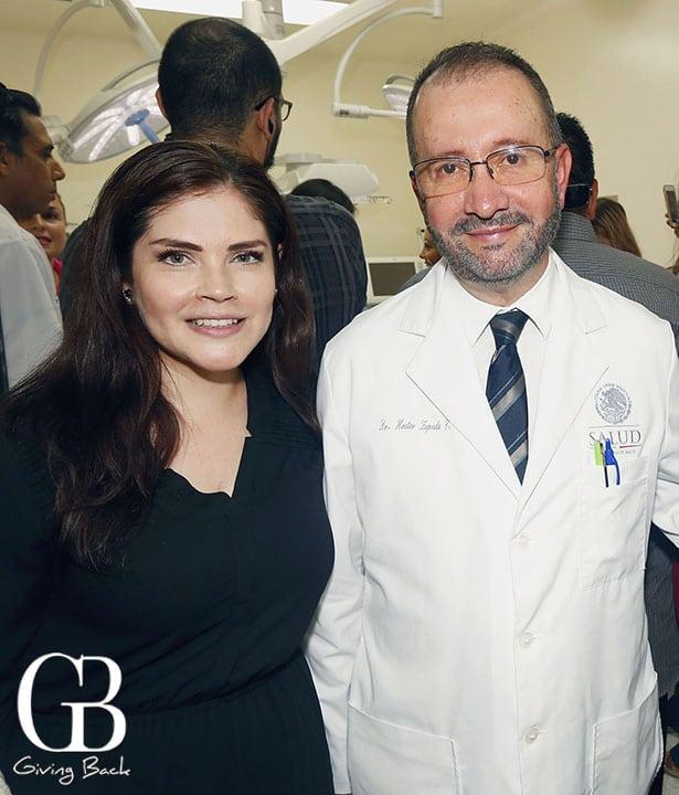 Carolina Chavez y Hector Zepeda