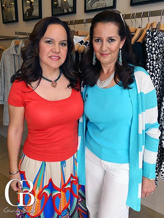 Carolina Garcia y Martha Corona