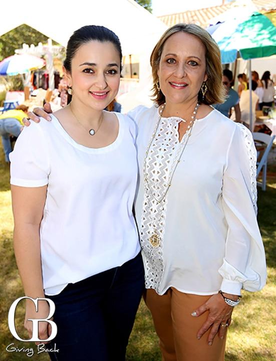 Carolina Martinez y Susana Honold