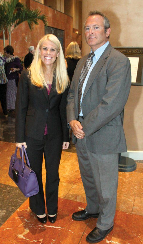 Caroline Smith and Philip Hanger.JPG