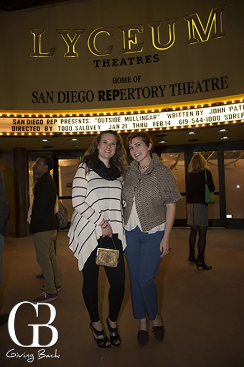 Caroline Addison Torres and Sierra Metzel