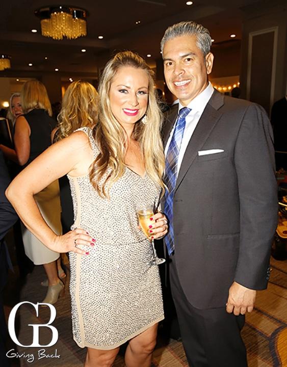 Caroline O   Brien and Sergio Gonzalez