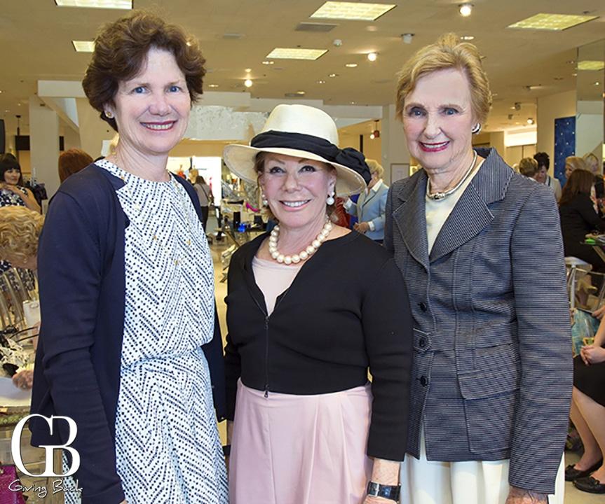 Carrie O    Brien  Karen Fox and Barbara McColl