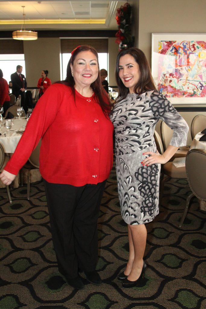 Catherine Arambula and Denice Garcia.JPG