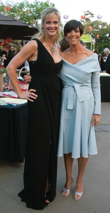 Catherine Clark and Debra Devine