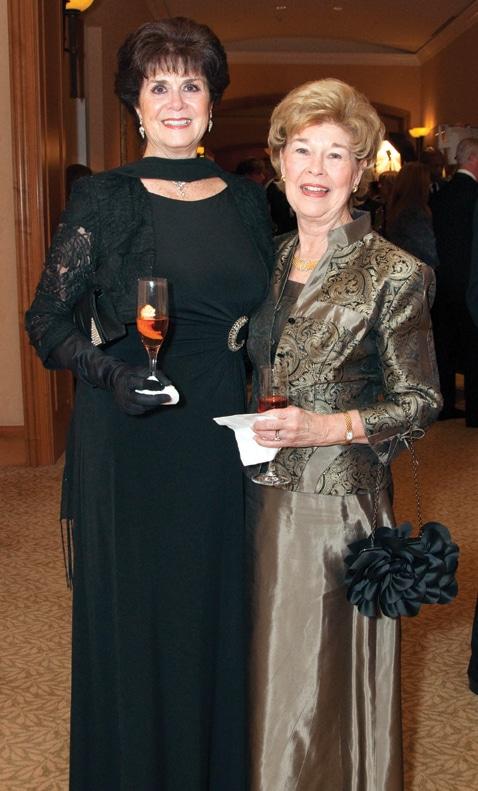 Catherine Lorenz and Elaine French
