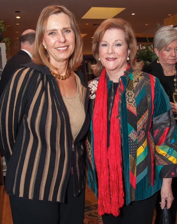Catherine Palmer and Carole Laveenthol